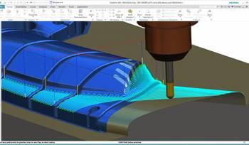 Khóa học đào tạo sử dụng phần mềm NX CAM 3 trục