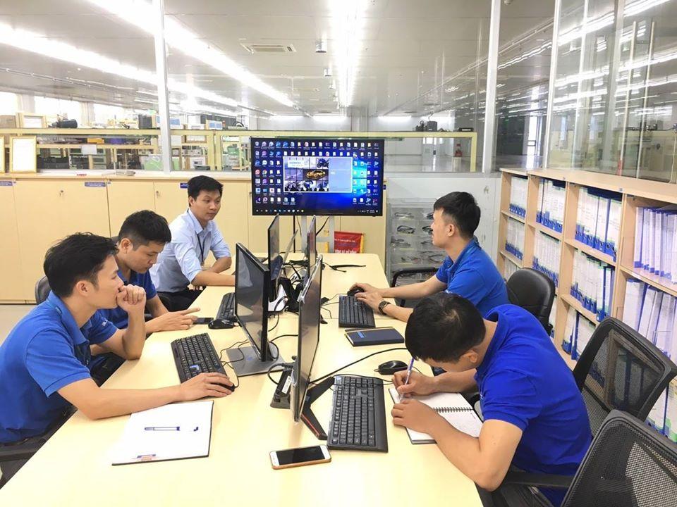 đào tạo Nx cho các doanh nghiệp